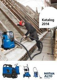 Nilfisk ALTO Katalog 2014