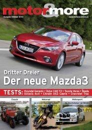 Dritter Dreier TESTS: - Motor & more