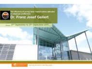 Dr. Franz Josef Gellert - DEHEMS