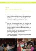 Tote Hose? Fehlanzeige!« Miteinander und Füreinander in Brüssow ... - Seite 6