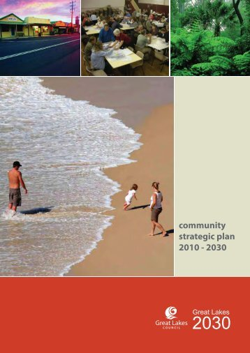 Community Strategic Plan.indd - Great Lakes Council - NSW ...