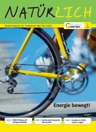 Energie bewegt! - Stadtwerke Bad Tölz