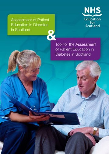 Tool for the Assessment of Patient Education in Diabetes in Scotland ...