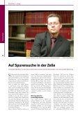 Über die Grenzen hinaus - Universität Würzburg - Seite 6