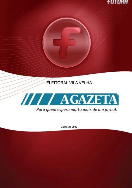 Pesquisa Eleições VILA VELHA - FuturaNet