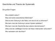 Theorie 1 - Botanischer Garten Jena