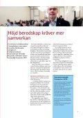 Rapport från Mötesplats Transporter 2014 - Page 3