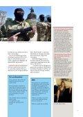 Rapport från Mötesplats Transporter 2014 - Page 7