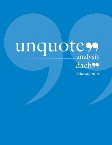 deals - Unquote