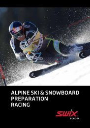 Alpine & Snowboard Preparation Racing - Sport 1 Sortland AS