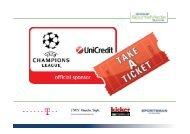 Take-a-Ticket - SPONSORs Sports Media Summit