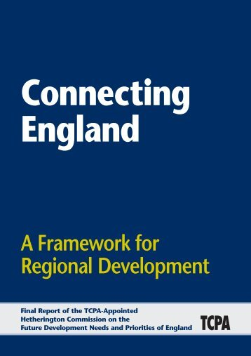 Download Connecting England - Town and Country Planning ...