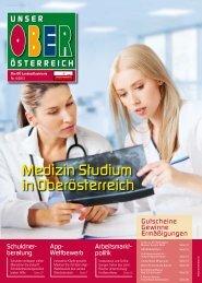 Unser Oberösterreich – Die Landesillustrierte 6/2013