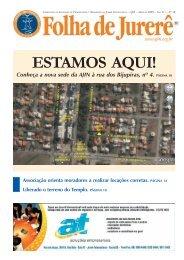 ESTAMOS AQUI! - Ajin.org.br
