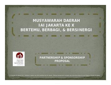 WEB_PROPOSAL KERJASAMA dan SPONSORSHIP - (IAI) Jakarta