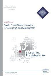 Praxisbericht 58 - ERCIS - European Research Center for ...