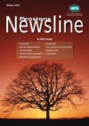 MPS Winter Newsline 2014 (Web)