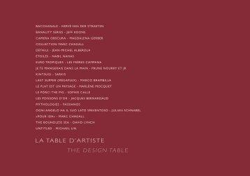 Introduction - Bernardaud
