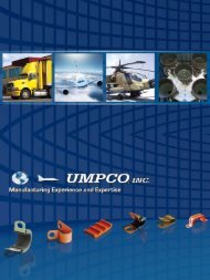 Umpco Clamp Catalog - Wright, F. B.