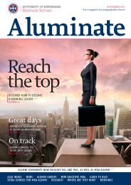 Aluminate - Nov 2012 - University of Edinburgh Business School