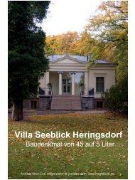 Villa Seeblick Heringsdorf