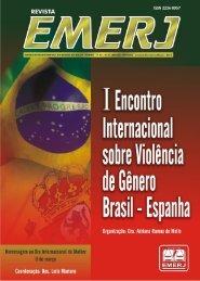 Violência de gênero e Políticas Públicas no Brasil - Emerj - Tribunal ...