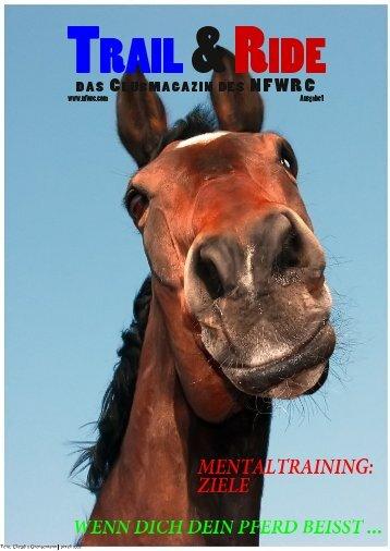 Artikel Trail & Ride Magazin - ekvedo