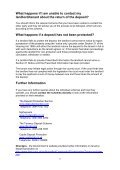 General Guide to Tenancy Deposit Protection Schemes - Page 5