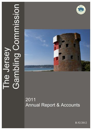 2011 Annual Report and Accounts - States Assembly