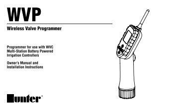 hunter pro c controller manual pdf