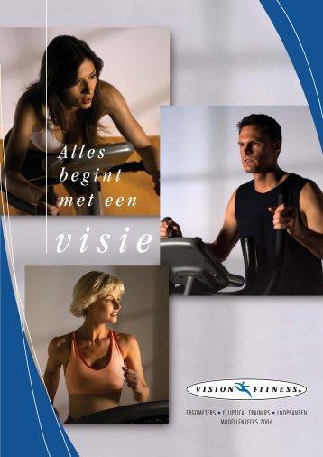 Vision Fitness Katalog 2004 (Page 3) - Wellness & Figuur