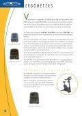 Vision Fitness Katalog 2004 (Page 3) - Wellness & Figuur - Page 6