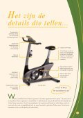 Vision Fitness Katalog 2004 (Page 3) - Wellness & Figuur - Page 7