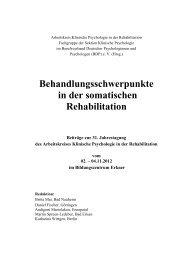 Vorwort - Deutscher Psychologen Verlag GmbH