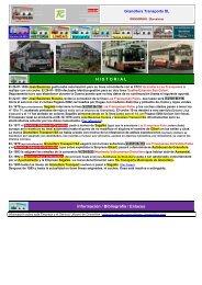 H I S T O R I A L Información / Bibliografía / Enlaces - Empresas ...