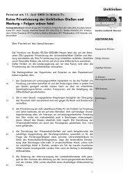 Keine Privatisierung der Unikliniken Gießen und Marburg – Folgen ...