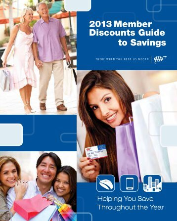 2013 Member Discounts Guide to Savings - AAA Arizona
