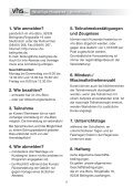 vhs-Programm Herbst / Winter 2013 / 2014 - vhs Beilngries - Page 3