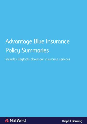 Natwest Advantage Gold Travel Insurance