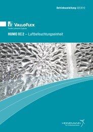 HUMO XC 2 – Luftbefeuchtungseinheit - Heinemann GmbH