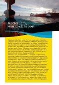 ROTTERDAM WORLD-CLASS PORT - Port of Rotterdam - Page 2