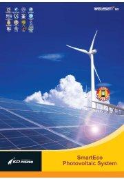 SmartEco Photovoltaic System - bbnworld.net