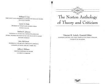 Horkheimer Critical Theory Selected Essays