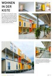 074 axt 07-10 Raummodule - Architektur & Technik