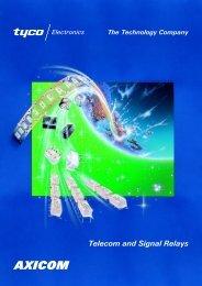 Telecom and Signal Relays - Darlas