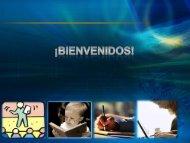 Presentación del curso - Ing. Sergio Navarro Hudiel