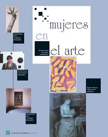 MUJERES EN EL ARTE - Arija