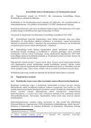 kontrollkaigu kokkuvote somera hooldekodu - Õiguskantsler