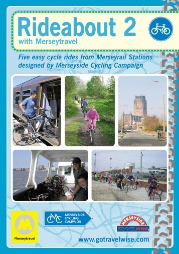 Rideabout with Merseytravel - the TravelWise Merseyside website
