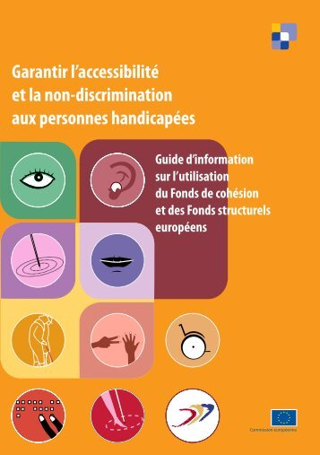 Garantir l'accessibilité et la non-discrimination aux personnes ...